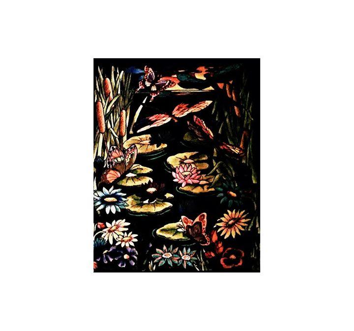 Pond - Bartlett Art