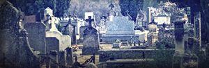 French Cementary, Ardéche