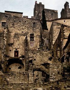 French Village Life - Saint Montan