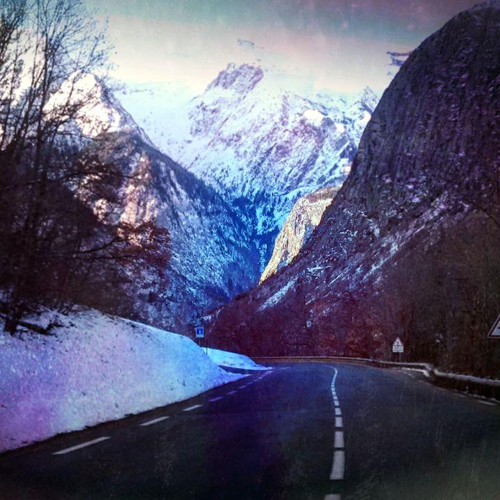 On the road again - Char la Française