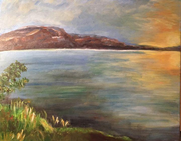 Lake Sunset - Sherry Hammond