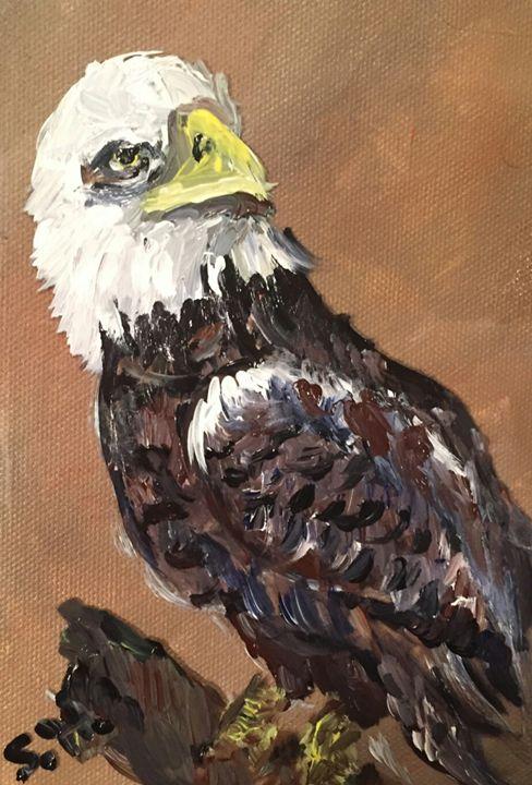 Eagle - Sherry Hammond
