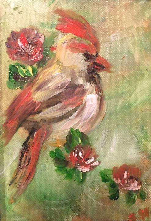 Red Bird - Sherry Hammond
