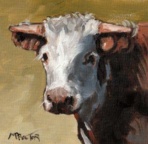 COW - MARK PROCTOR ART