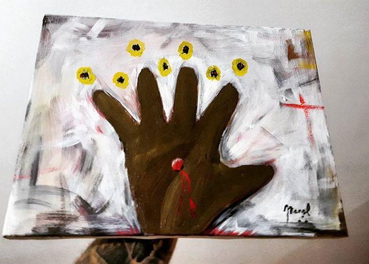 """5.III.1.II - """"Power"""" - Mihnea-Octavian Manolache • Artist"""