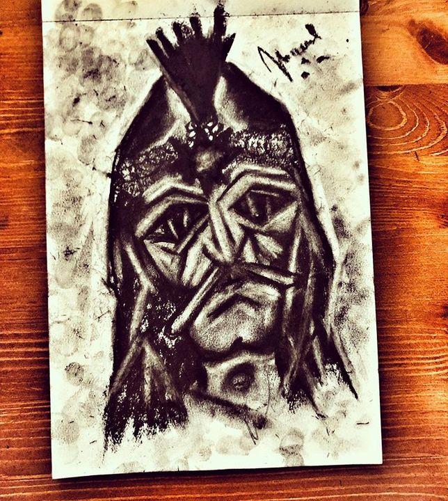 Vlad the Impaler - Mihnea-Octavian Manolache • Artist