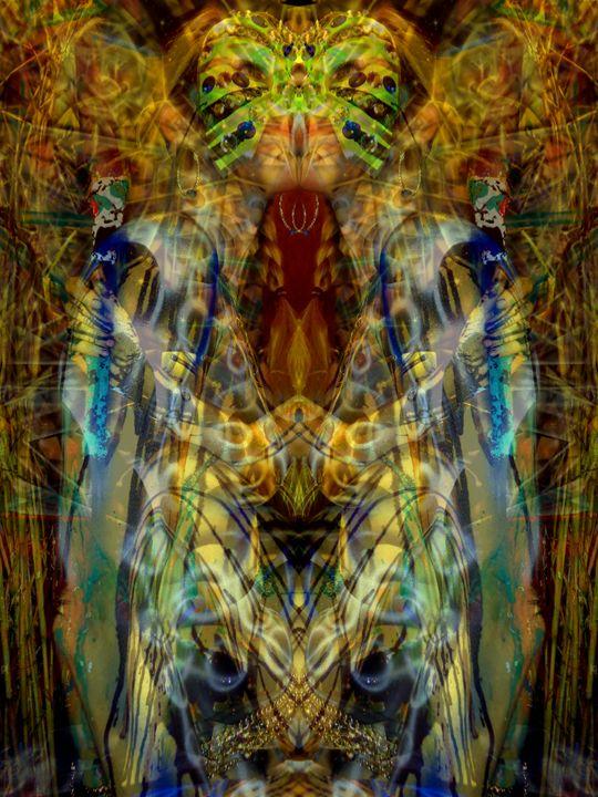 Goddess of Light - Art Period LLC / Artwork by Leigh Odom