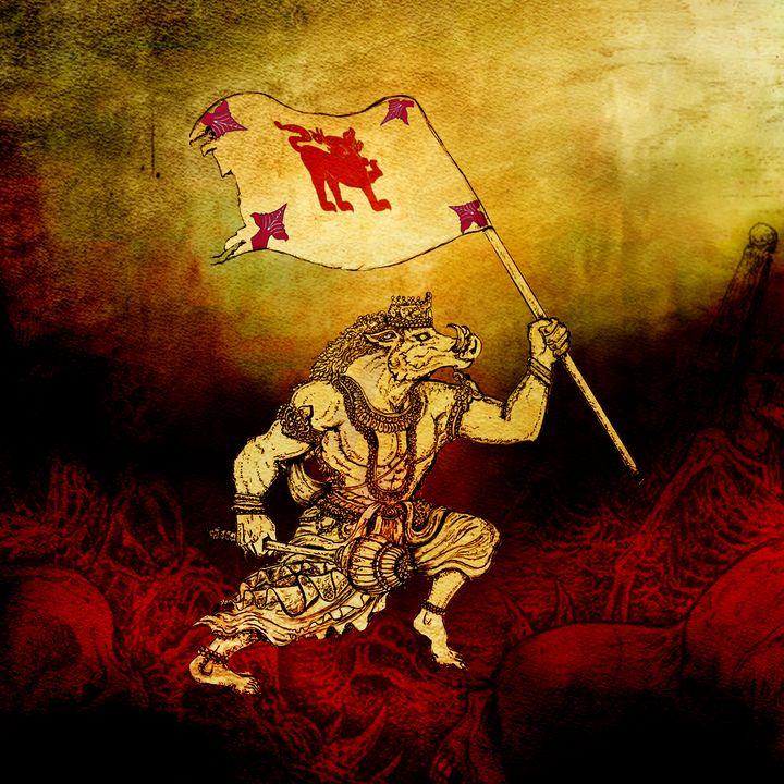 ceylon war lord - Reptile King
