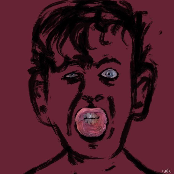 A Face - Christopher Dahr