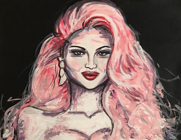 Beauty queen babe - Leysan Khasan