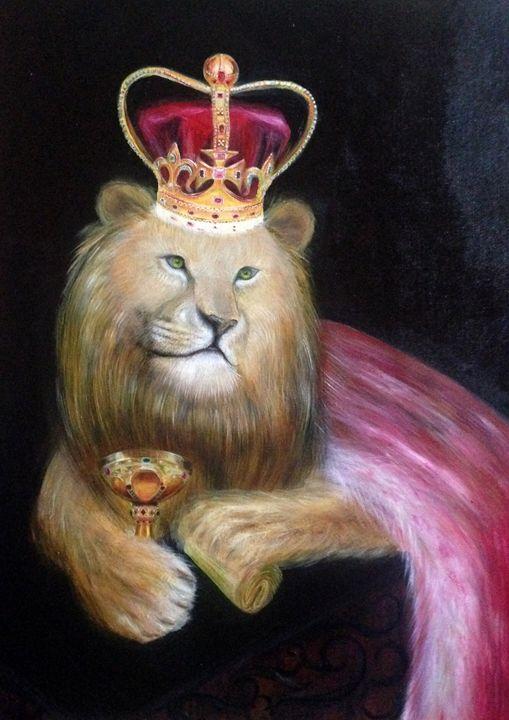 Lion king - Leysan Khasan