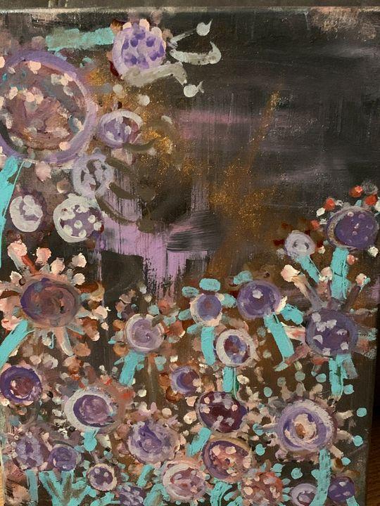 Sprung florals - Be gr8 recre8