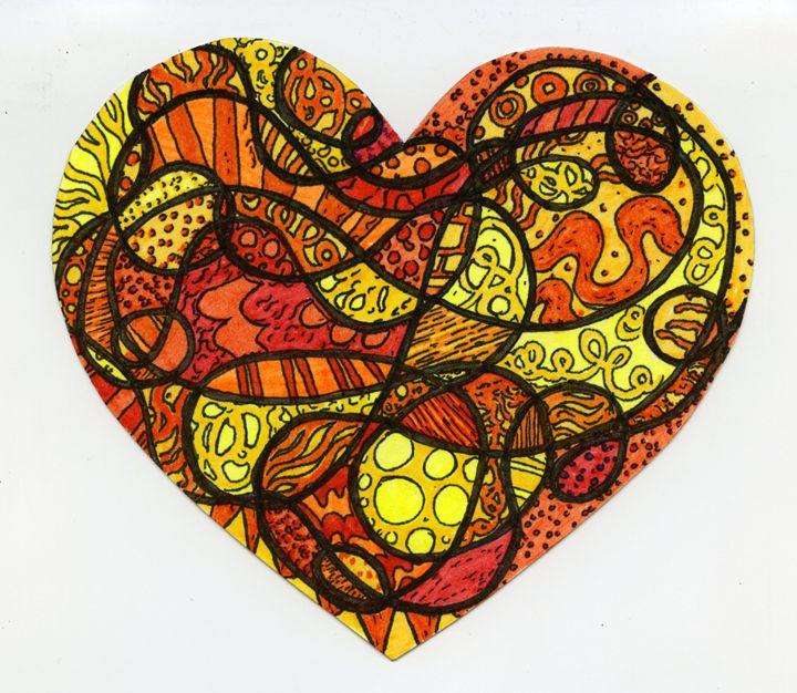 Sunflower - Sarah Davis Art