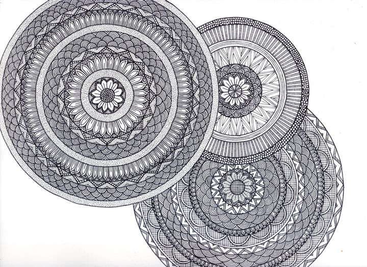 Petals - Sarah Davis Art