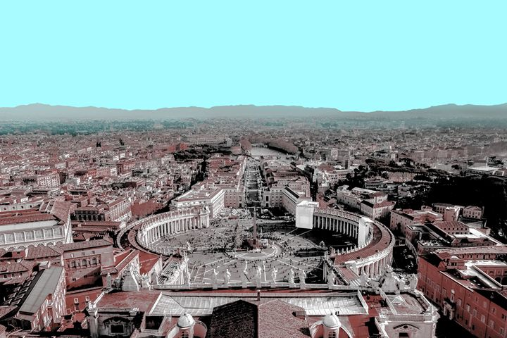Rome Delineated - Matthias Flynn