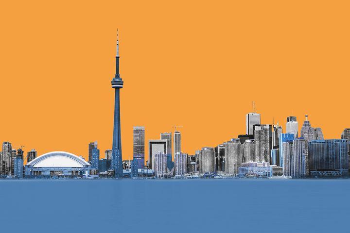 Toronto Delineated - Matthias Flynn