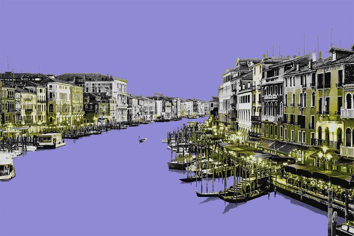 Venice Delineated - Matthias Flynn
