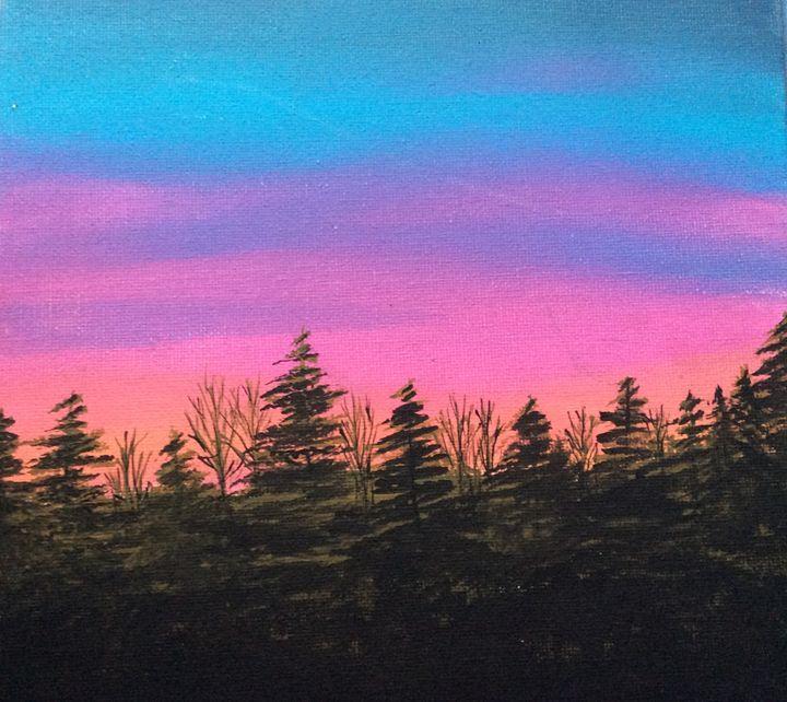Autumn Sunrise - Terri Price