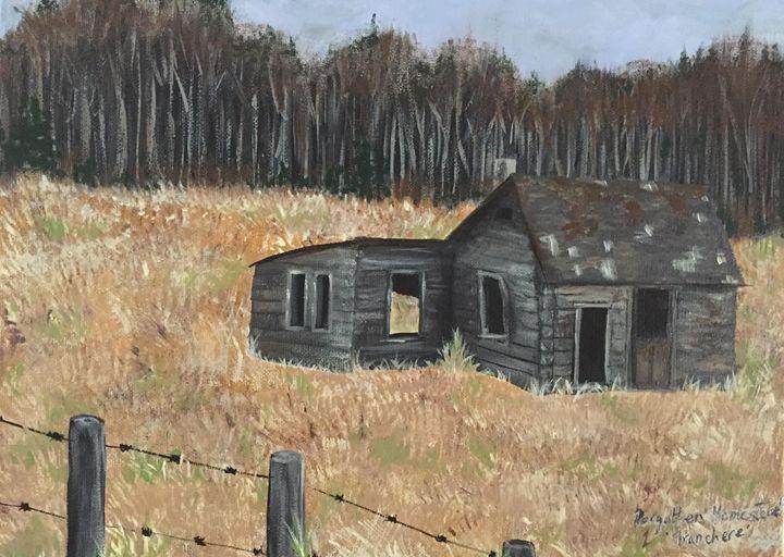 Forgotten Homestead 1 - Terri Price