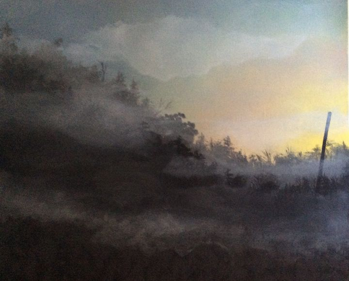 Misty Sunrise - Terri Price