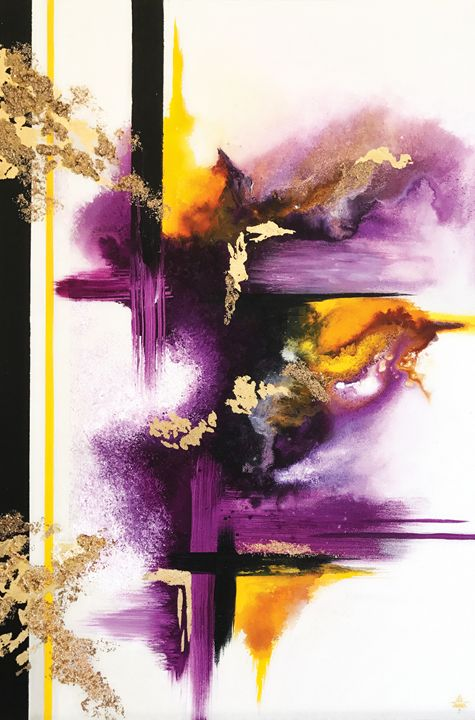 Anorthsite - Alyson Ann Art