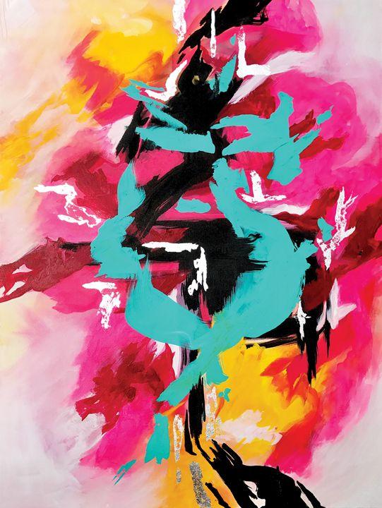 Adhara - Alyson Ann Art