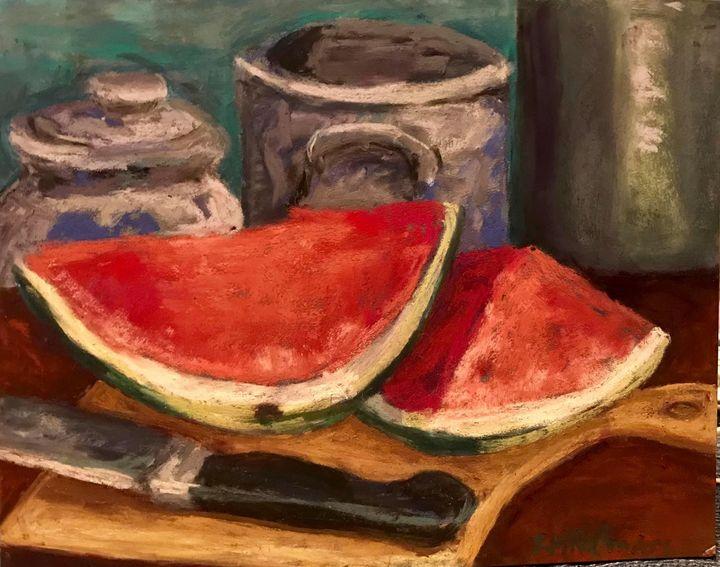 Frida Kahlo's tribute to life - Linda Kruger Robinson Pastels