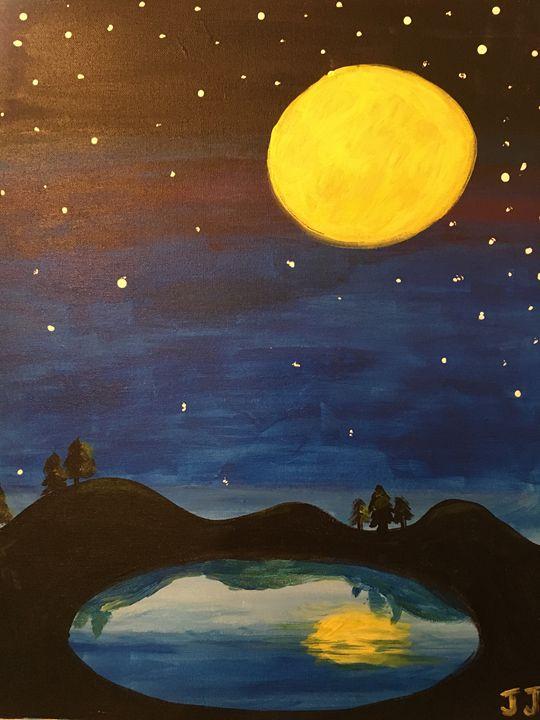 Starring night - Jingjiao