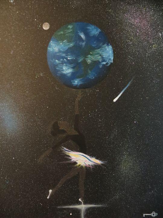 Space Dancer - Haley Riggle