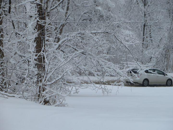 Snow Roads - Haley Riggle