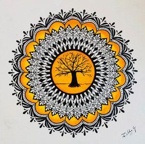 Mandala - Bloom Away!