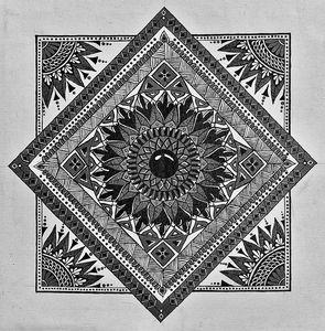 Mandala - Shades of Grey!