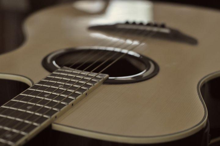 Guitar - Bamasphotography