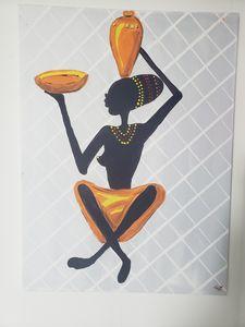 Lady of  leisure (Afrique)