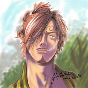 One piece Vinsmoke Sanji