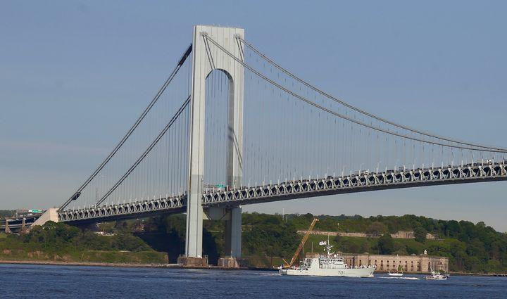 701 Navy ship fleet week - Brooklyn Xpressions