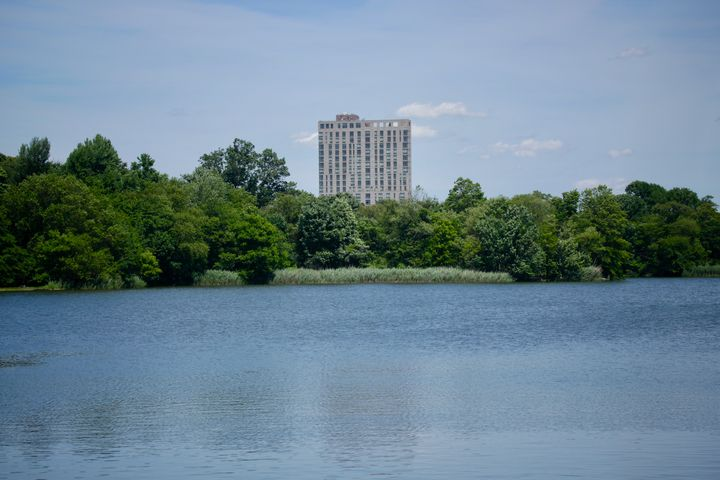 Prospect park lake in Brooklyn NY - Brooklyn Xpressions