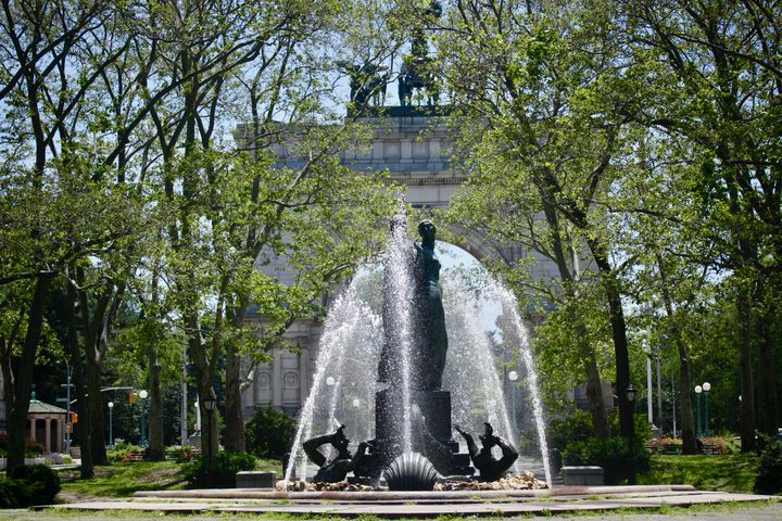 Grand Army Plaza - Brooklyn Xpressions