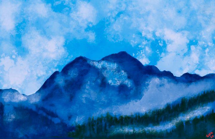 Mount Shuksan, North Cascades - Nine Peaks Art