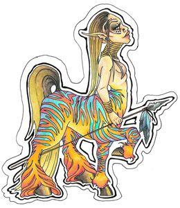 Zulu Centaur
