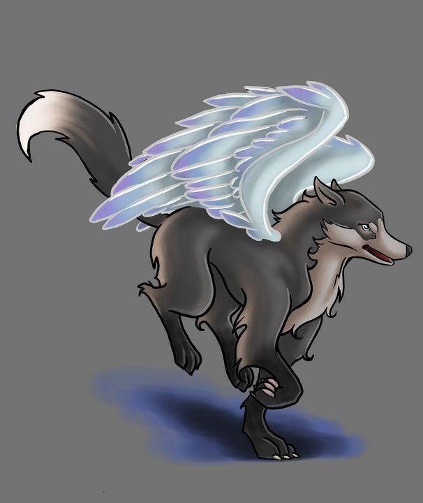 Wolf - Jami Patrick