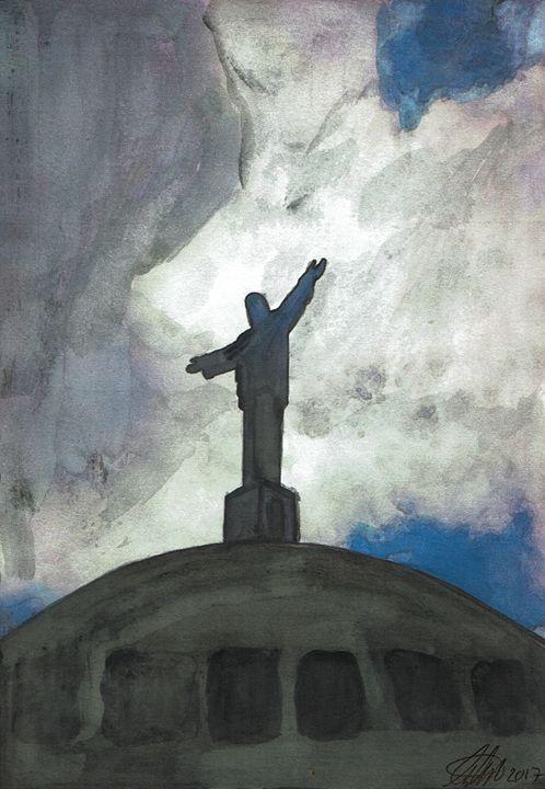 Jesus On the Roof - Esa Myllylä
