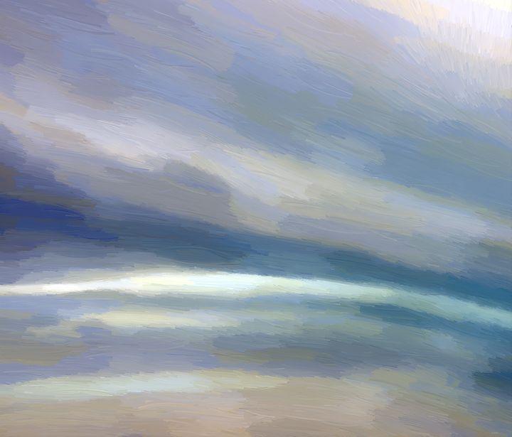 Abstract work nr 9 - Esa Myllylä
