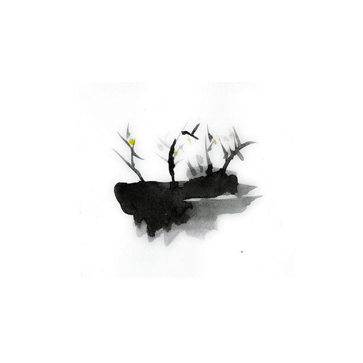 Abstract artwork by Esa - Esa Myllylä