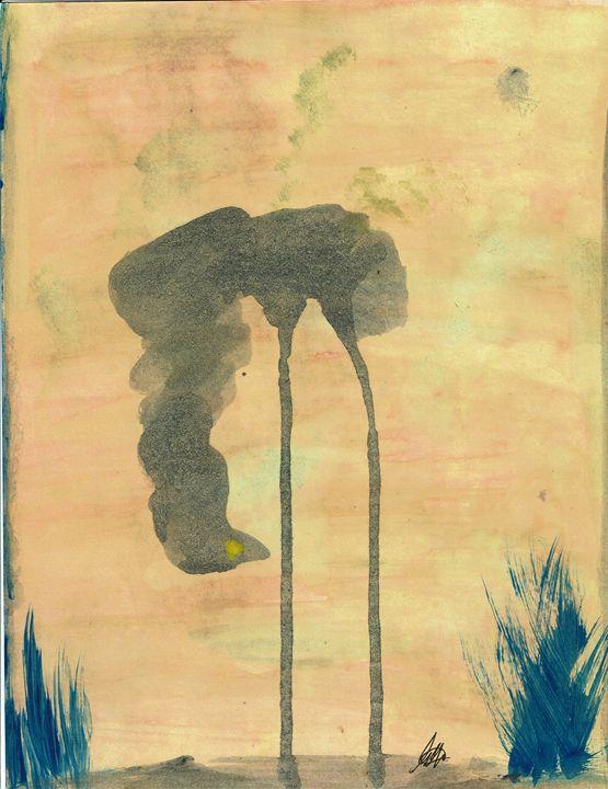 Abstract work Nr1 - Esa Myllylä