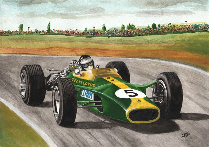 Jim Clark - Christopher Cox