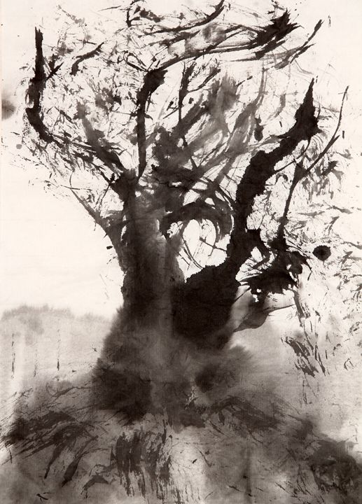 roots - Philippe Tolet paintings