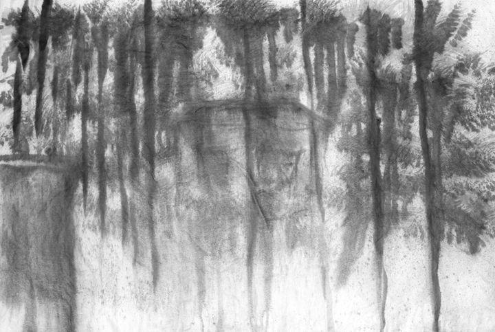 landscape 40 - Philippe Tolet paintings