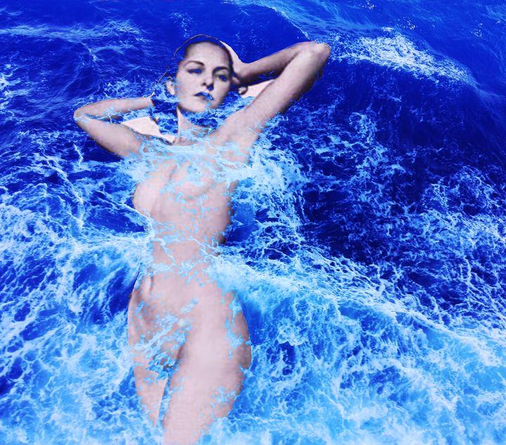 Sea Lady - Cristina Cerminara