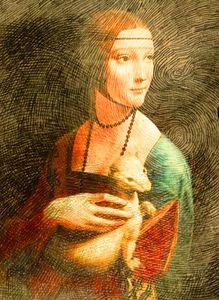 Leonardo's Reinterpretation/2